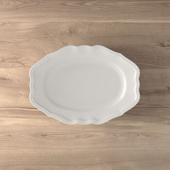 Manoir piatto ovale 37 cm
