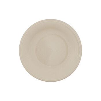 Color Loop Sand piatto da colazione 21 x 21 x 2cm