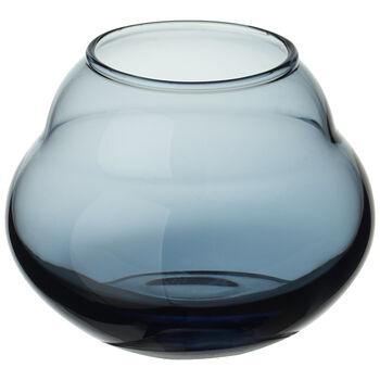 Jolie Bleue vaso/portacandeline