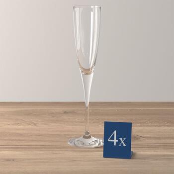 Maxima calice da champagne, 4 pezzi