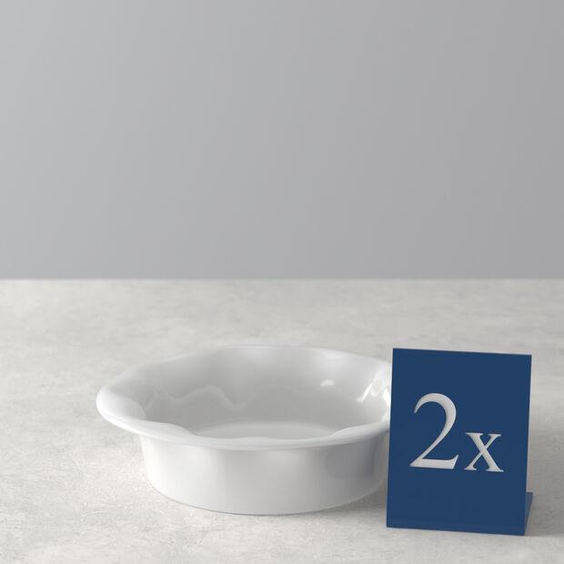 Clever Baking Stampo tartelette piccolo set 2 pezzi 13cm, , large