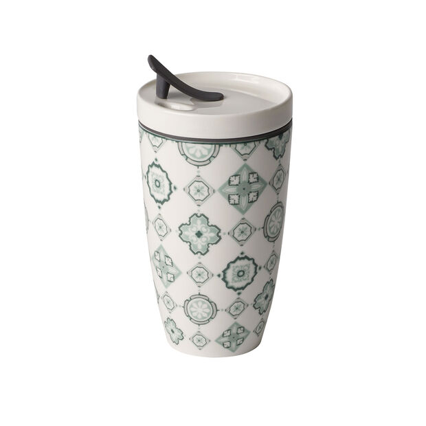 Modern Dining To Go Jade tazza mug da viaggio, , large
