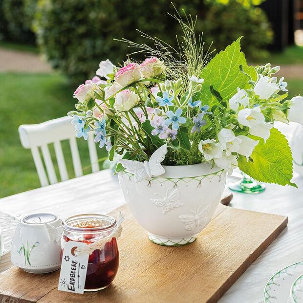 Colourful Spring vaso piccolo, bianco/verde, , large