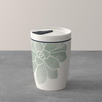 Coffee To Go tazza mug da viaggio S pianta succulenta