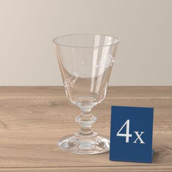 Vieux Luxembourg bicchiere da vino bianco, 4 pezzi