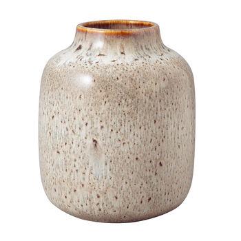 Lave Home vaso Shoulder, 12,5x12,5x15,5cm, beige