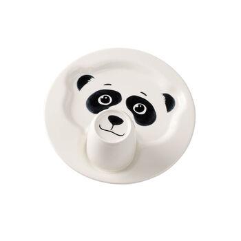 Animal Friends Piatto con mug, panda 22cm