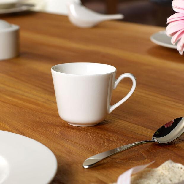Twist White taza para moca y expreso, , large