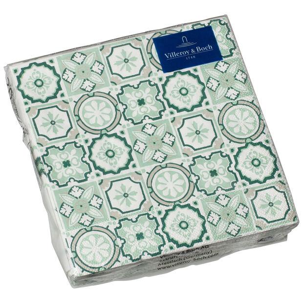 Tovaglioli di carta Jade Caro 25x25cm, 20 pezzi, , large