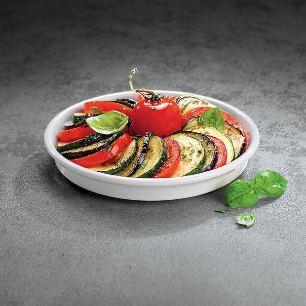 Clever Cooking piatto da portata rotondo 17 cm, , large