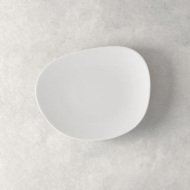 Organic White plato de desayuno, blanco, 21 cm, , large