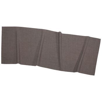 Textil Uni TREND Cam.de mesa grafito 50x140cm