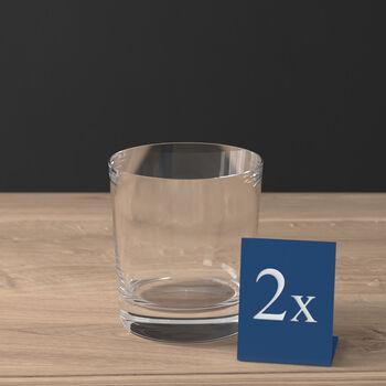 Purismo Bar Vaso corto Set 2pzs 95mm