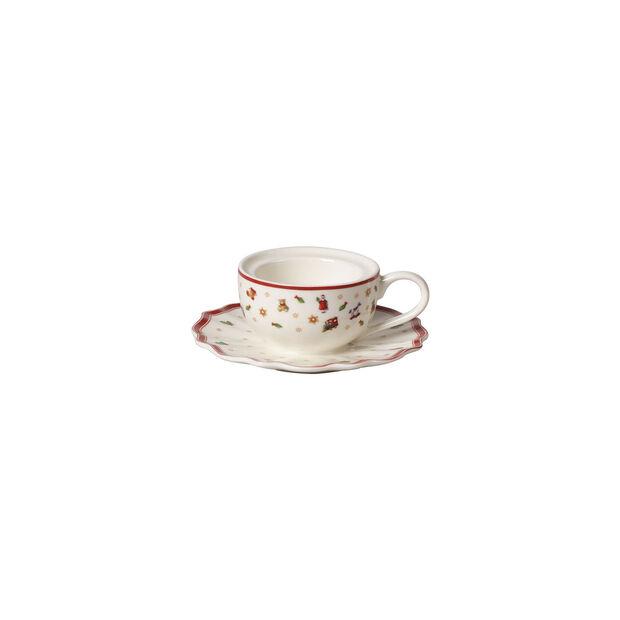 Toy's Delight Decoration Portacandelina tazza da caffè 9,8x9,8x4cm, , large