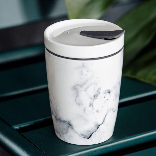 Coffee To Go tazza mug da viaggio S Marmory, , large
