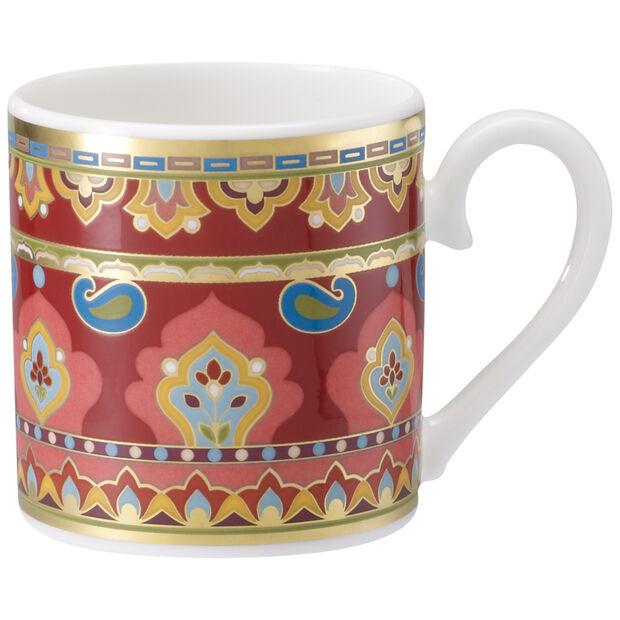 Samarkand Rubin tazza espresso senza piattino, , large
