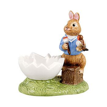 Annual Easter Edition huevera del año 2021, 4,5×6×7,5cm