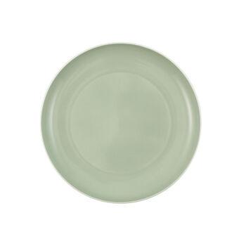 it's my match piatto Uni, 24 cm, verde minerale
