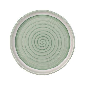 Clever Cooking Green Piatto di portata / Coperchio tondo