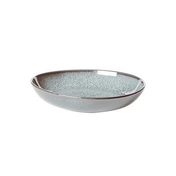 Lave Glacé ciotola piana piccola, turchese, 22 x 21 x 4,2 cm