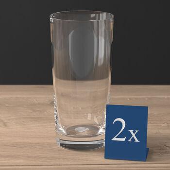Purismo Bar bicchiere da long drink set da 2