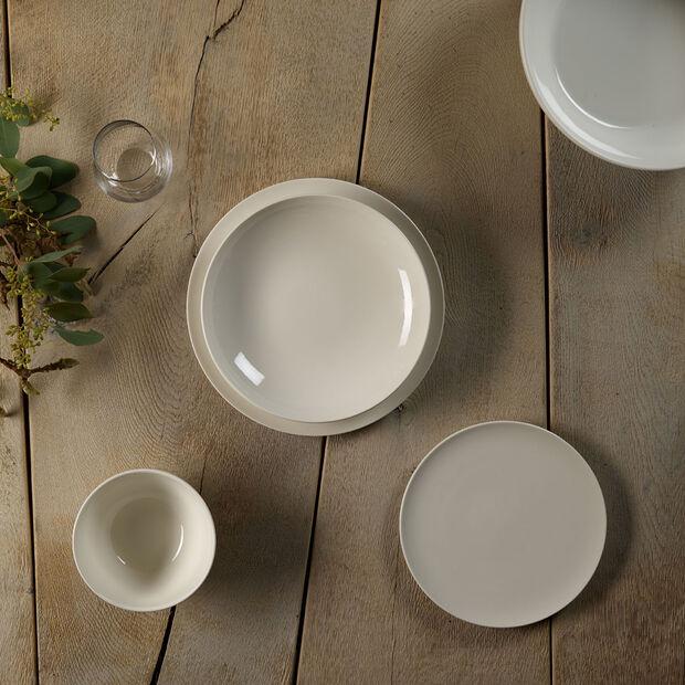 Voice Basic set de mesa, blanco, 12 piezas, , large