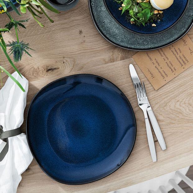 Lave Bleu piatto piano, , large