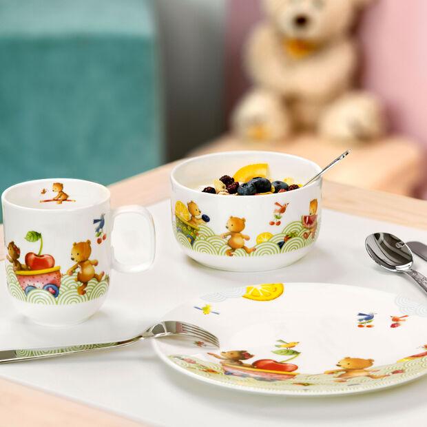 Hungry as a Bear Scodella per bambini 12,5x12,5x7cm, , large