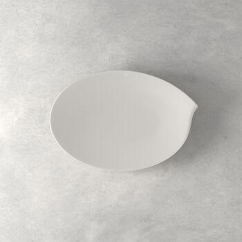 Flow piatto ovale 36 cm