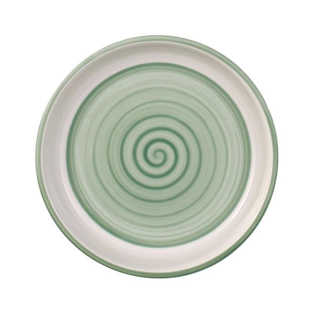 Clever Cooking Green piatto da portata rotondo 17 cm, , large