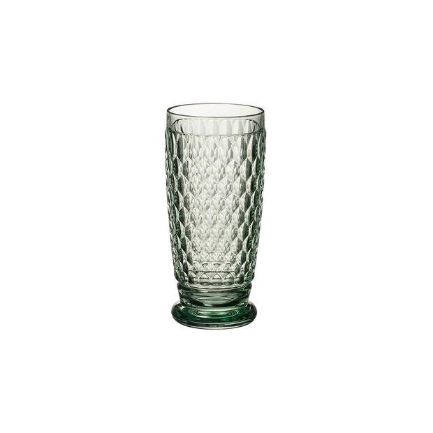 Boston coloured Bicchiere highball/birra green 162mm, , large