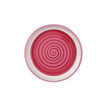 Clever Cooking Pink piatto da portata rotondo 17 cm