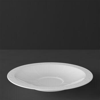 White Pearl Piattino tazza da brodo