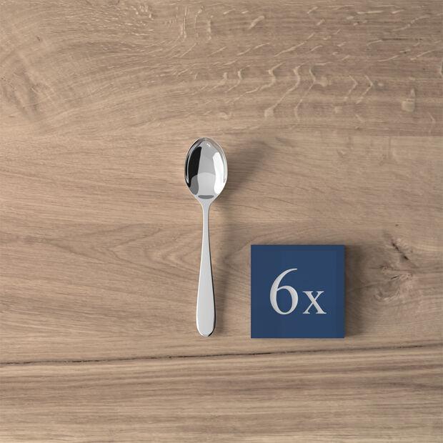 Oscar Set cucchiai moca 6 pz. 20,5x13,5x3cm, , large