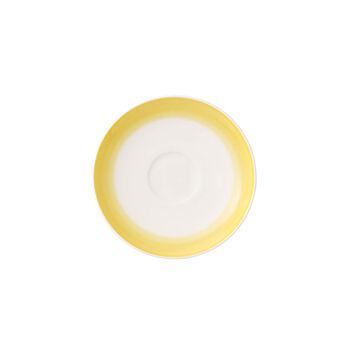 Colourful Life Lemon Pie piattino tazza da espresso/moka