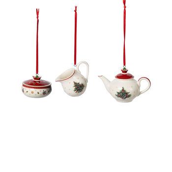 Toy's Delight Decoration Ornamenti Set da caffè 2 pz. 6,3cm