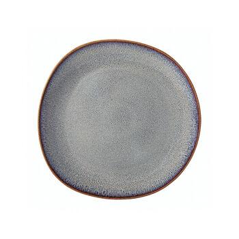 Lave Beige piatto piano, beige, 28 x 28 x 2,7 cm