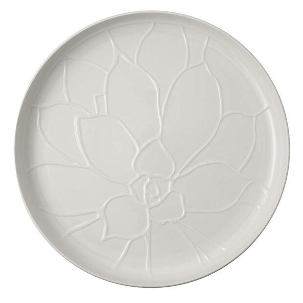it's my home vassoio Socculent, 34 cm, bianco, , large