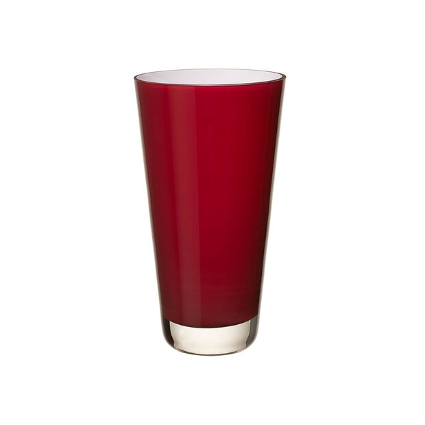 Verso Vaso piccolo deep cherry 250mm, , large