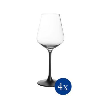 Manufacture Rock copa para vino tinto, platos para pasta, 4 unidades, 470 ml