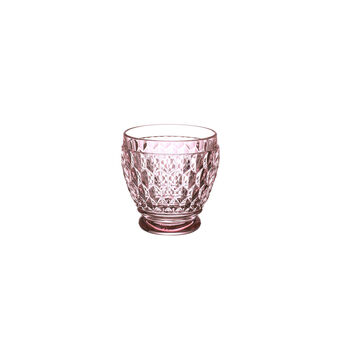 Boston Coloured Bicchiere da shot Rose