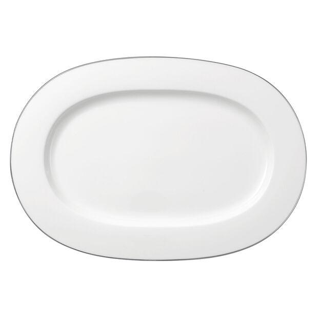Anmut Platinum N. 1 piatto ovale 41 cm, , large