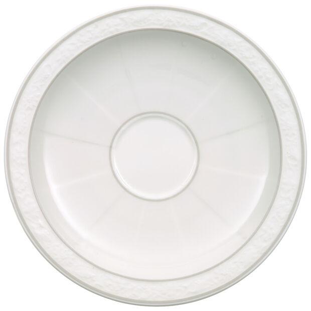 Gray Pearl piattino per tazza da espresso, , large