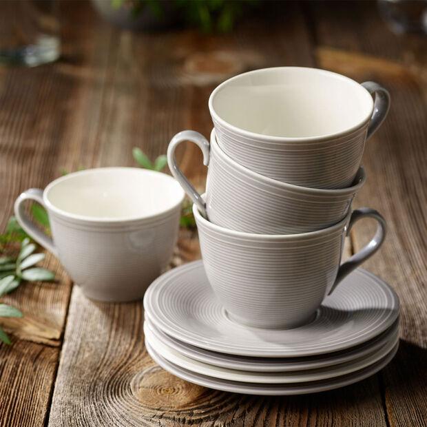 Color Loop Stone taza de café sin platillo de 12 x 9 x 7 cm, , large
