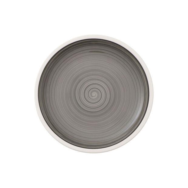 Manufacture gris piatto da colazione, , large