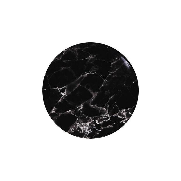 Marmory platillo Black para taza de café, 16 x 16 x 2 cm, , large