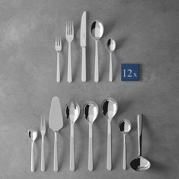 Louis Servizio tavola 68 pezzi 44x29x9cm