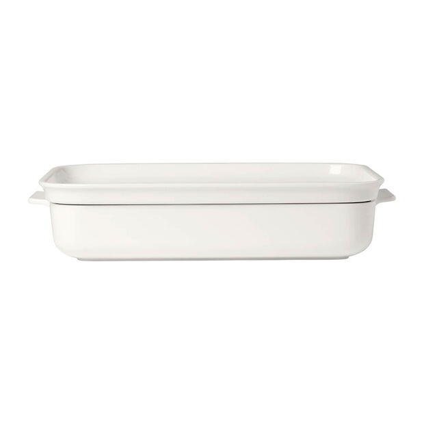 Clever Cooking molde para hornear rectangular con tapa 34 x 24 cm, , large