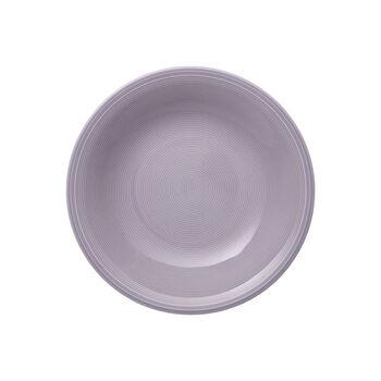 Color Loop Blueblossom plato hondo de 23 x 23 x 4 cm