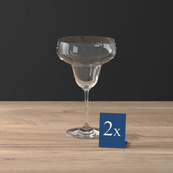 Purismo Bar bicchiere da Margarita set da 2